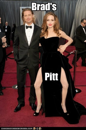 Brad's Pitt