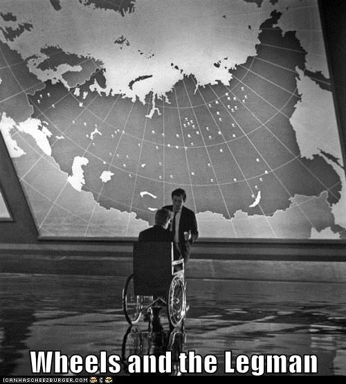 Wheels And The Legman