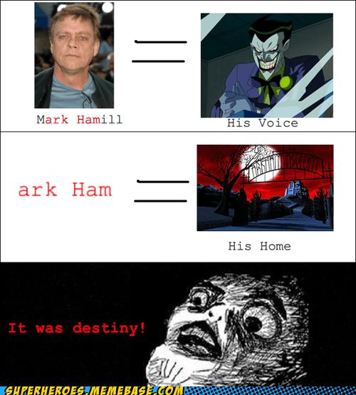 arkham,joker,Mark Hamill,Super-Lols
