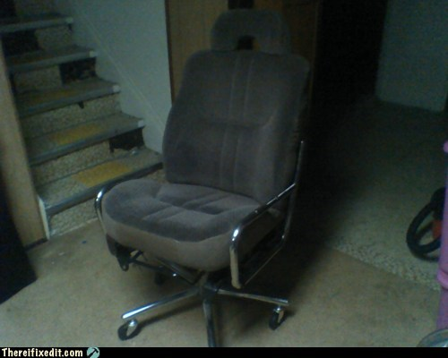 Computer Car Chair