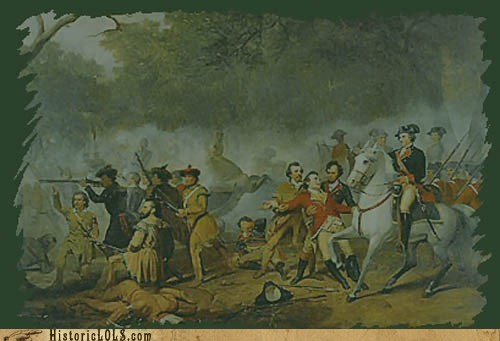 american colonies,art,history,This Day In History,war
