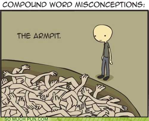 Compound Words Are Tricky Sometimes