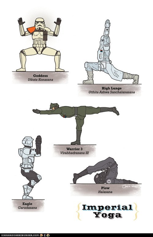 Imperial Poses