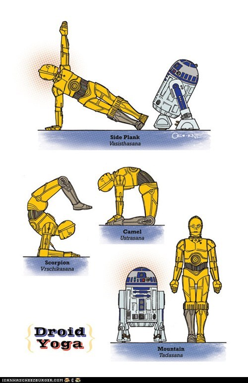Droid Poses