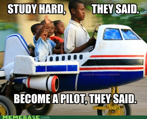 kids,pilot,They Said,tip