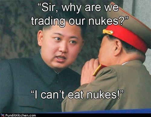 barack obama,firday picspam,kim jong-un,newt gingrich,North Korea,political pictures,Rick Santorum