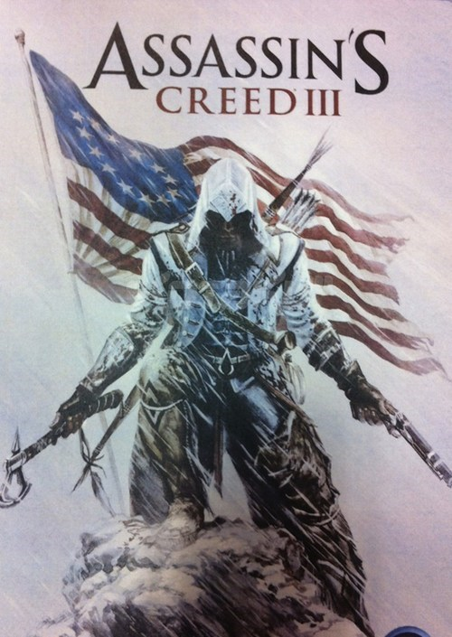 Assassin's Creed 3 News of the Day