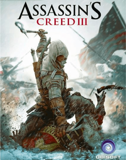Follow Up of the Day: Ubisoft Releases Assassin's Creed 3 Box Art