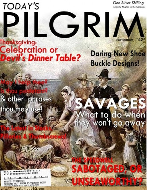 Today' Pilgrim Magazine