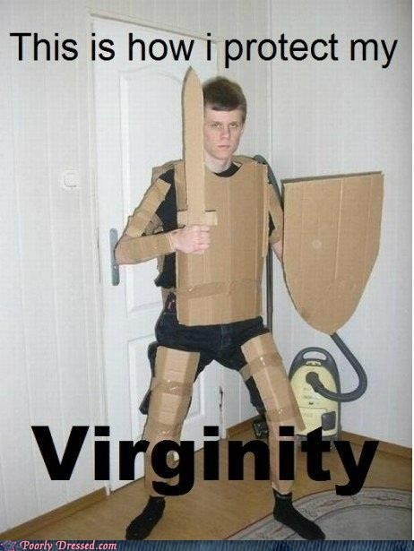 Virginity Saved!