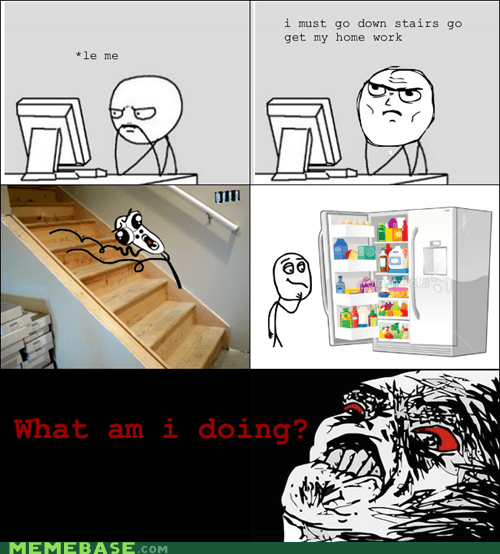 Rage Comics: Playing Video Games, Obviously