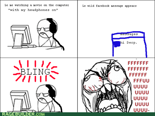 Rage Comics: They Were Having a Tender Moment!