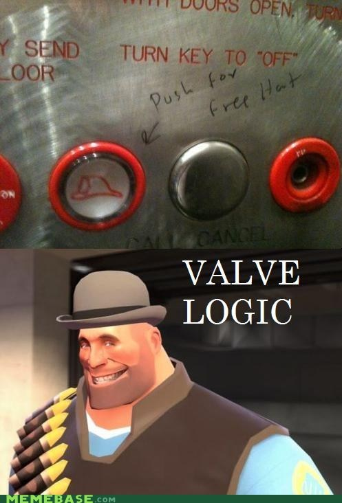 elevator,fireman,hats,logic,Memes,video games