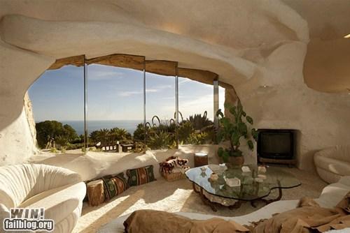 architecture,design,flintstones,home