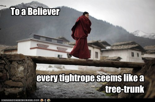 To a Believer