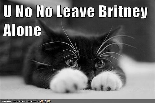 U No No Leave Britney Alone