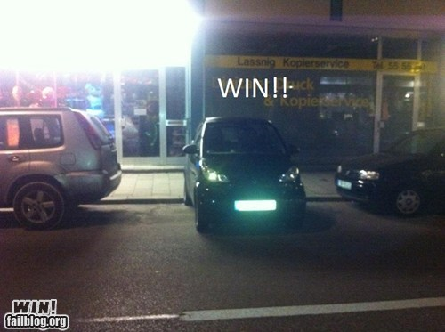 Smart Car Parking WIN