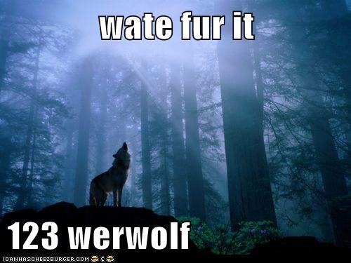 wate fur it  123 werwolf