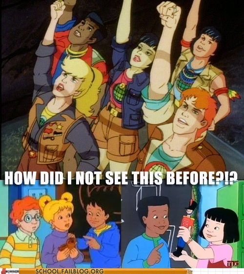 School of Fail: My Whole Childhood Was A Lie