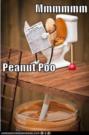 Mmmmmm Peanut Poo