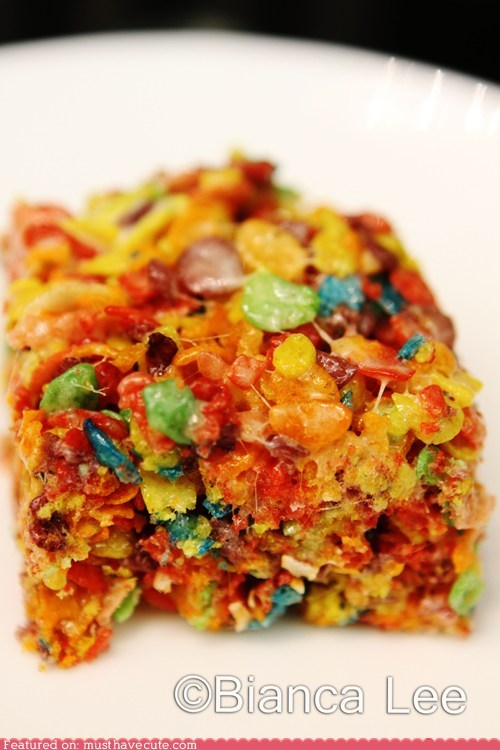 Epicute: Fruity Pebbles Treats