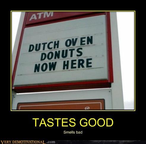 TASTES GOOD
