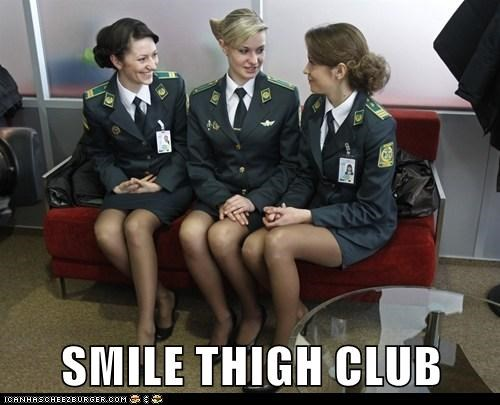 SMILE THIGH CLUB