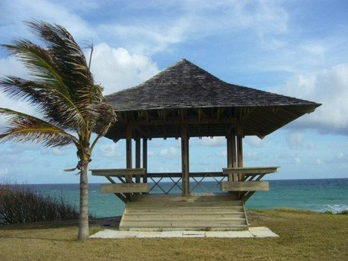 Secluded Gazebo, Jamaica