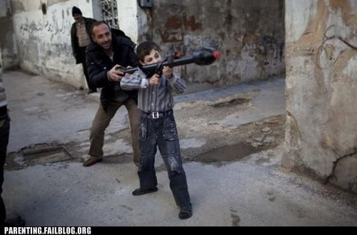 Kid's First Bazooka
