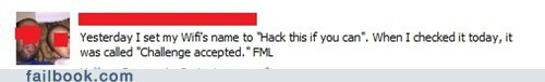 Failbook: Don't Hate The Player