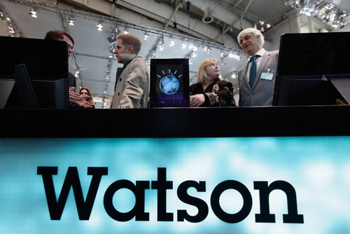 IBM's Watson Working for Wall Street of the Day