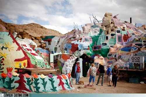 Slab City Patchwork