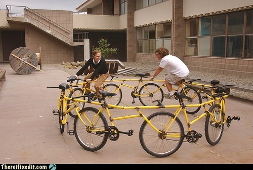 This Bicycle Idea Is Going Nowhere