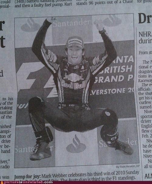Mark Webber Takes a Massive Win