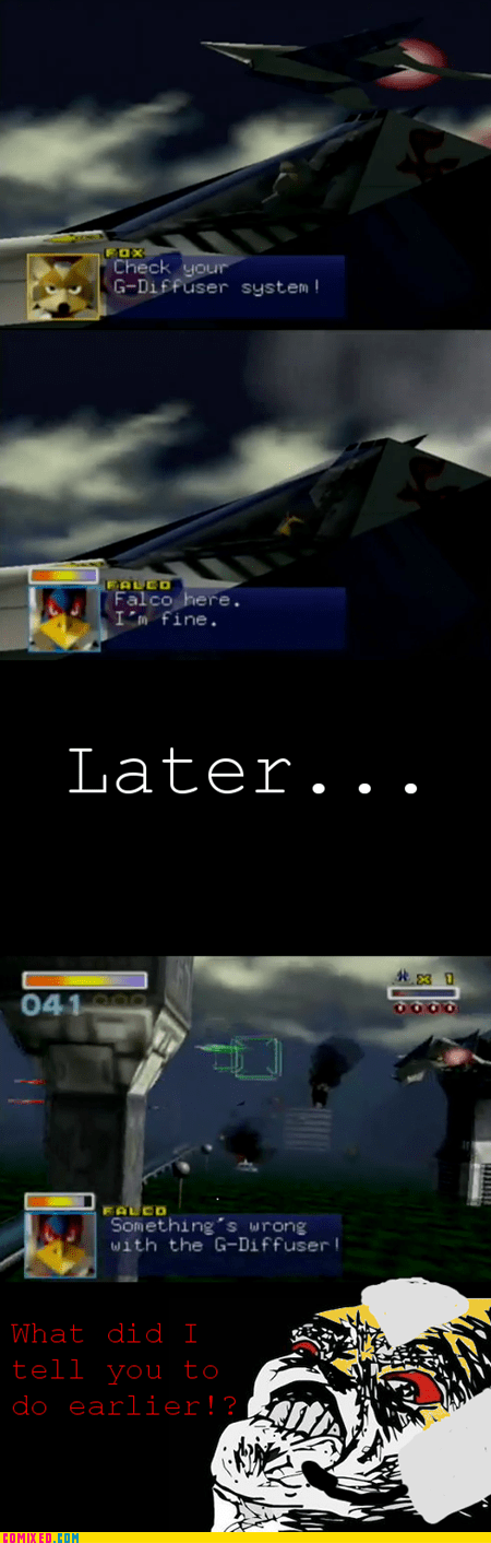 falco,star fox 64,video game,video games