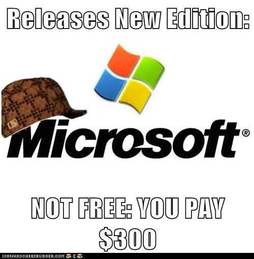 Releases New Edition:  NOT FREE: YOU PAY $300