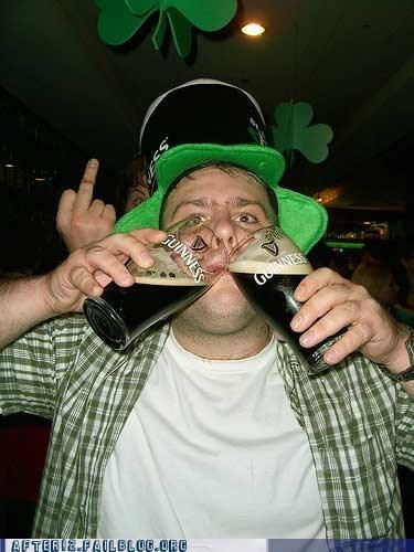 bar,guinness,St Patrick's Day,the bird