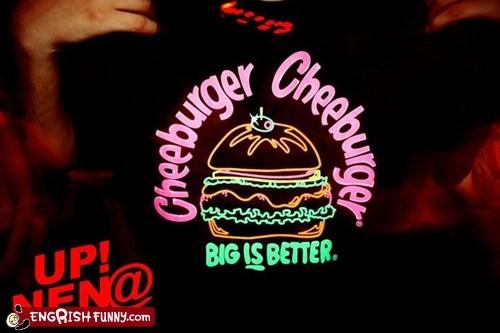 Cats,cheeseburger,cheezburger,engrish,shirt