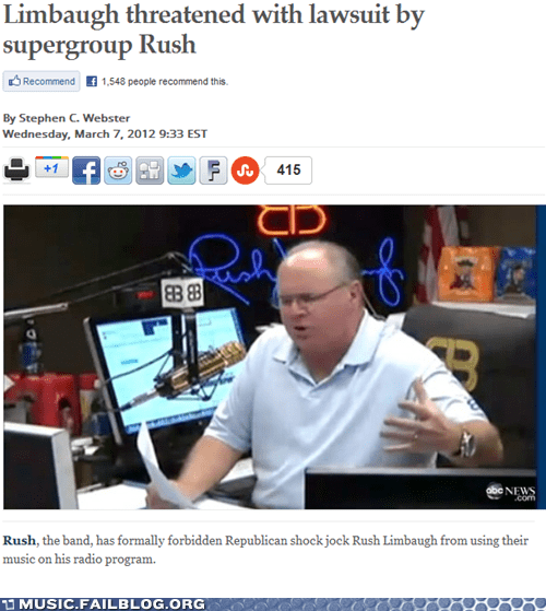 Only Rush Can Save Us From Rush Limbaugh