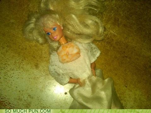 barbecue,Barbie,barbie doll,double meaning,literalism,shrimp,slang
