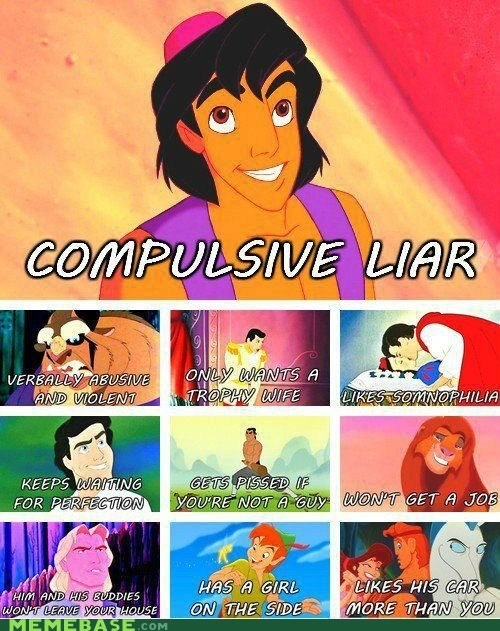 Disney Childhood Ruined