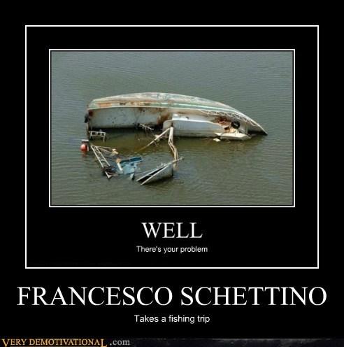 boat,cruise,fishing,hilarious,italian,tipped