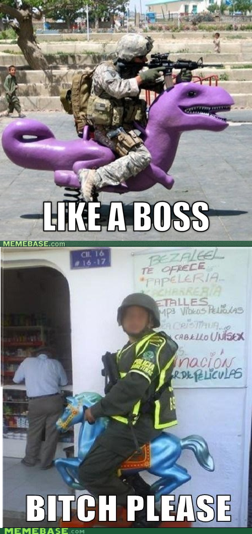horse,Like a Boss,Nailed It,police,ride