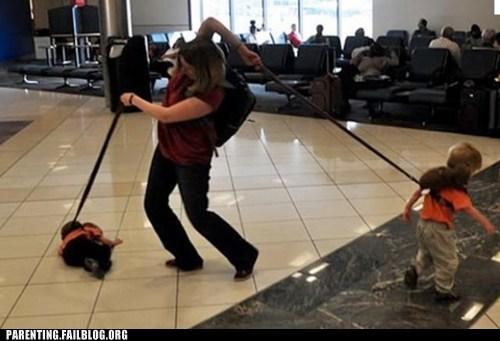 airport,dog tricks,leash