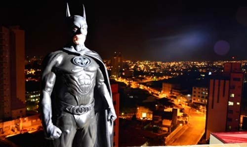 Brazilian Batman of the Day