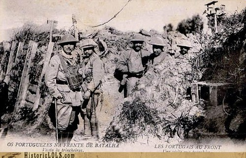 Germany,history,news,portugal,soldiers,This Day In History,wwI