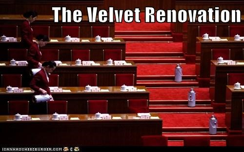 The Velvet Renovation
