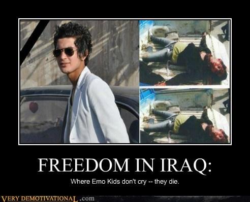 FREEDOM IN IRAQ: