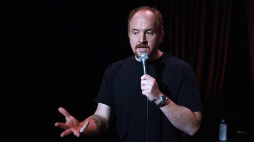 Louis C.K. Drops Correspondents Dinner of the Day