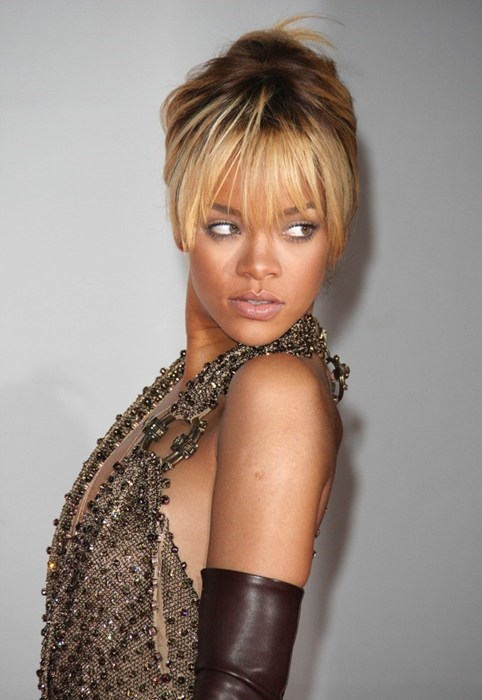 Rihanna On Snooki of the Day